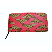 Wonder Woman Gold Luxe Purse
