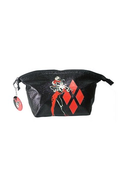 Harley Quinn Wash Bag