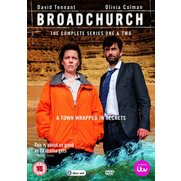 Broadchurch: Series 1-2 - 6x DVD Set