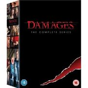 Damages - Season 1-5 - 15 x DVD Set