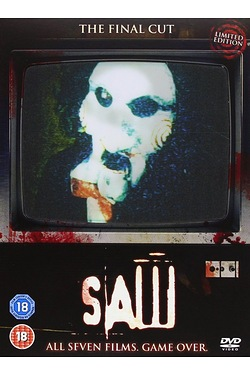 Saw 1-7: The Final Cut Collection -...