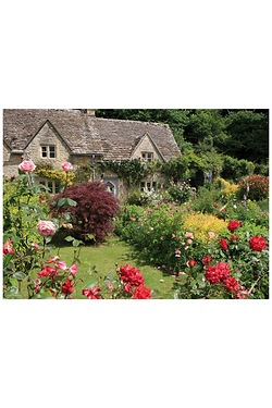 Cotswold Cottage Garden 1000-Piece ...