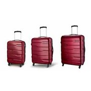 Set Of 3 Cayenne Spinner Suitcases