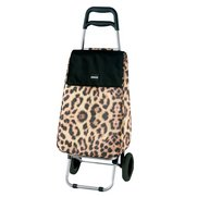 Leopard Shopping Trolley