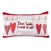 Cosy Christmas Filled Cushion