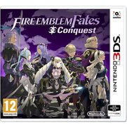 3DS: Fire Emblem Fates Conquest