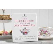London Ritz Book - Afternoon Tea