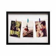 3 Peg Washing Line Photo Frame