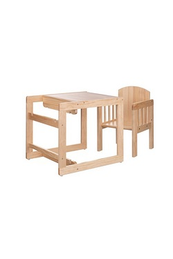 Obaby Wooden 2-In-1 High Chair