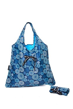 True Blue Maxi Shopper