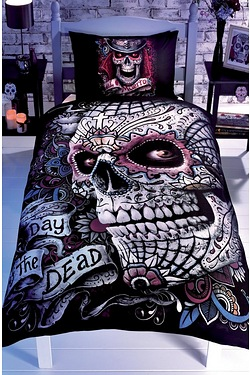 Day of the Dead Bedding