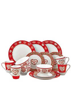 16-Piece Red Heart 'Home Sweet Home...