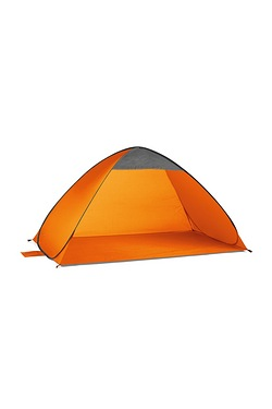 UPF40 Pop Up Beach Tent - Orange