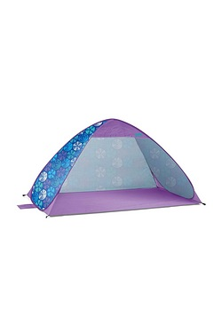 UPF40 Pop Up Beach Tent - Swirls