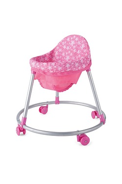 Doll Toddler Chair Walker