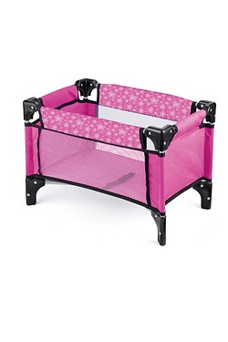 Deluxe Dolls Travel Cot