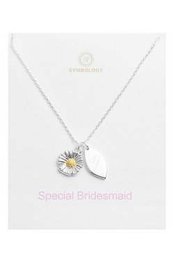 Symbology Bridesmaid Pendant