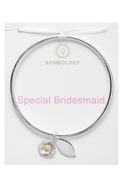 Symbology Bridesmaid Bangle