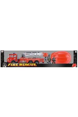 Friction Fire Engine