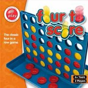Four To Score Game