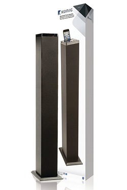 Konig Bluetooth Tower Speaker NFC