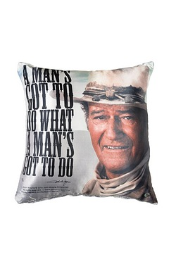 John Wayne Cushion