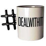 #Dealwithit Mug