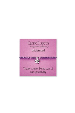 Carrie Elspeth Thank You Bridesmaid...