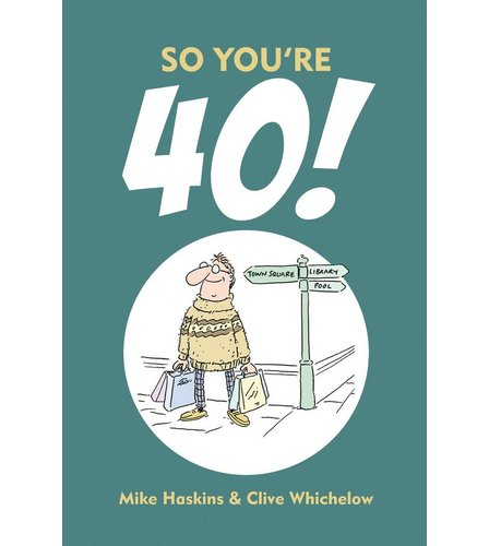 Image for So You're 40 Book from ace