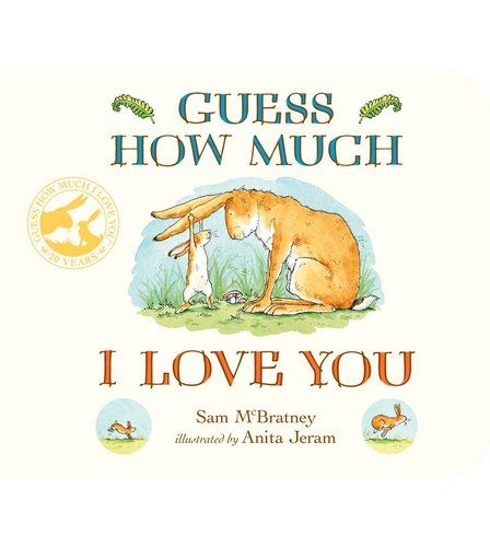 Image for Guess How Much I Love You Book from ace