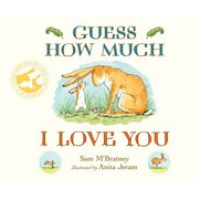 Guess How Much I Love You Book