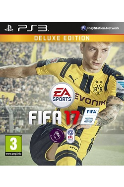 PS3: Fifa 17 Deluxe Edition