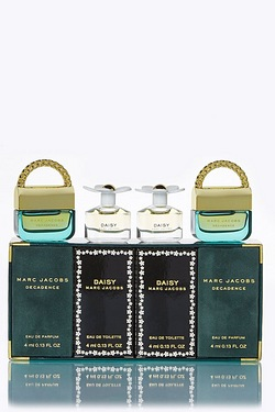 Marc Jacobs Mini Fragrance Gift Set