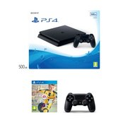 PS4 Slim 500GB Console With Fifa 17...