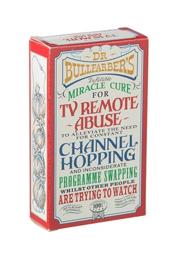 Joke Doctors Cures - TV Remote Abuse