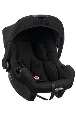 Black Group 0+ Car Seat