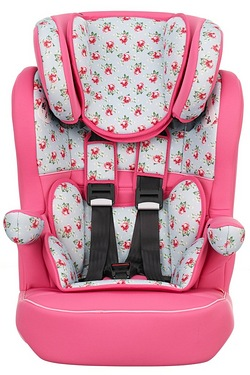 Cottage Rose 1-2-3 Booster Seat
