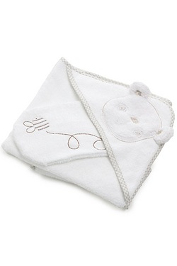 B Is For Bear Hooded Towel Set
