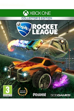 Xbox One: Rocket League Collectors ...