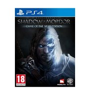 PS4: Middle Earth Shadow Of Mordor ...