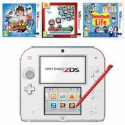 Nintendo 2DS Mario & Luigi Bundle