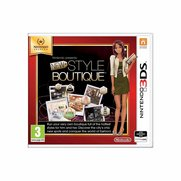 Nintendo Selects New Style Boutique