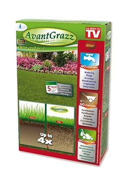 Avant Grazz Extra Resistant Lawn Seed