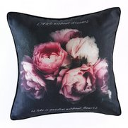 Peony Dreams Cushion Cover