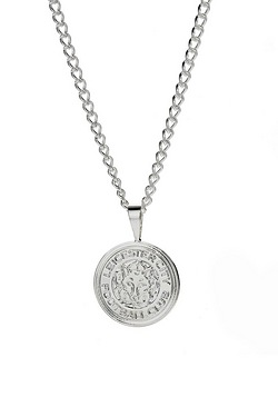 Leicester City Pendant