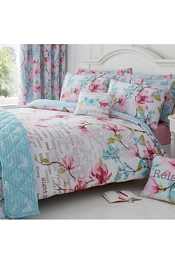 Blossom Trail Pair Of Pillowshams