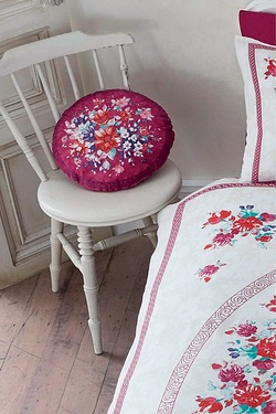 Beautiful Boho Brights Filled Round...