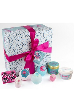 Bomb Cosmetics Gift Pack: Pamper Ha...