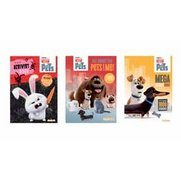 The Secret Life Of Pets Pack Of 3 B...
