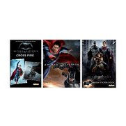 Batman VS Superman Pack Of 3 Books